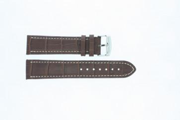 Correa de reloj Condor 308R.02 Cuero Marrón 18mm