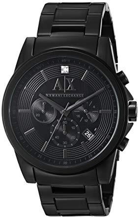 zapatillas de deporte para baratas 37fb1 c3ff5 Correa de reloj Armani Exchange AX2503 Acero inoxidable 22mm