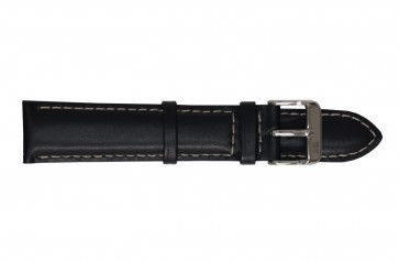 Davis correa de reloj extra largo 22mm B0901