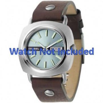 Correa de reloj Diesel DZ2146 Cuero Marrón 22mm