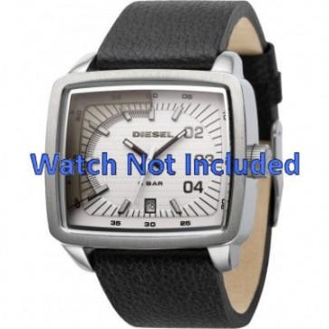 Correa de reloj Diesel DZ1333 Cuero Negro 29mm
