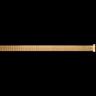 Correa de reloj Universal EB607 Acero Chapado en oro 8-10mm
