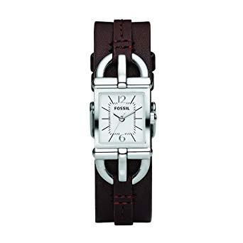 Correa de reloj Fossil ES2637 Cuero Marrón 7mm