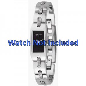 Correa de reloj DKNY NY3430 Acero 10mm