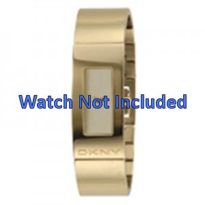 Correa de reloj DKNY NY4041 Acero Chapado en oro