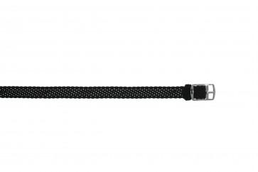 Correa de perlón 10mm negro