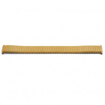 Correa de reloj Universal V60E Acero Chapado en oro 16-18mm variabel