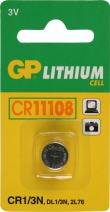 Pila CR11108 / DL1/3N / 2L76 3 Volt