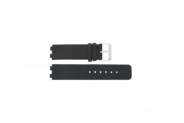 Danish Design correa de reloj IQ13Q523 / IQ12Q523 Piel Negro 16mm