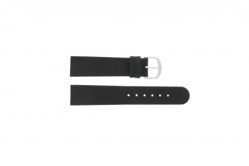 Correa de reloj Danish Design IQ13Q732 Cuero Negro 20mm