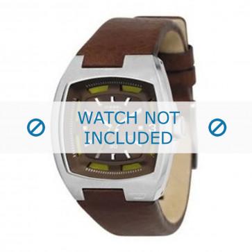Correa de reloj Diesel DZ1101 Cuero Marrón 14mm