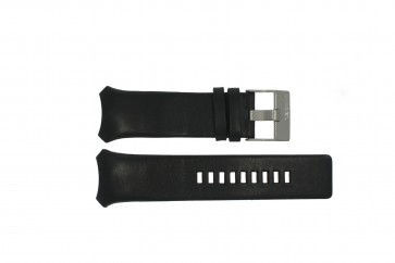 Correa de reloj Diesel DZ3034 / DZ3035 Cuero Negro 32mm