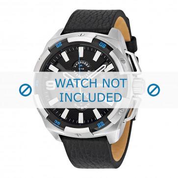 Correa de reloj Diesel DZ4392 Cuero Negro 24mm