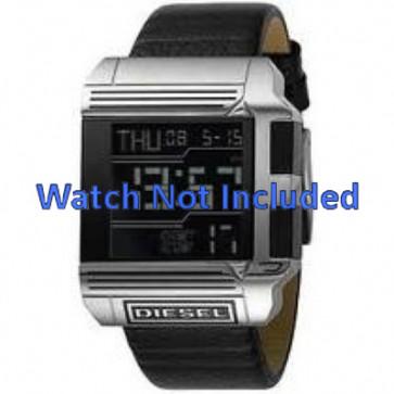 Correa de reloj Diesel DZ7113 Cuero Negro 26mm