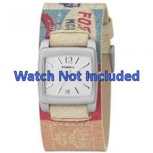 Correa de reloj Fossil JR8719
