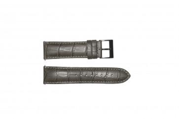 Correa de reloj Guess W12089G2 / W0079G1 Cuero Gris 22mm