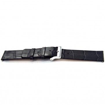 Correa de reloj Universal I810 Cuero Gris 24mm