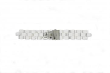 Michael Kors correa de reloj MK5235 Plástico Transparente 22mm