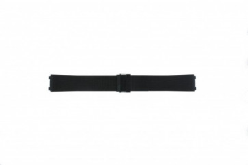 Correa de reloj Skagen 233MBB Milanesa Negro 17mm