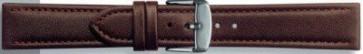 Correa de reloj Universal 283.02 Cuero Marrón 24mm