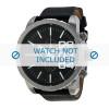 Correa de reloj Diesel DZ4208 Cuero Negro 26mm